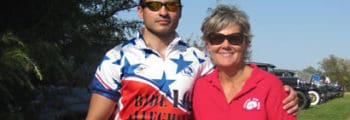 2010: Dennet & Cindy RA Finish Line